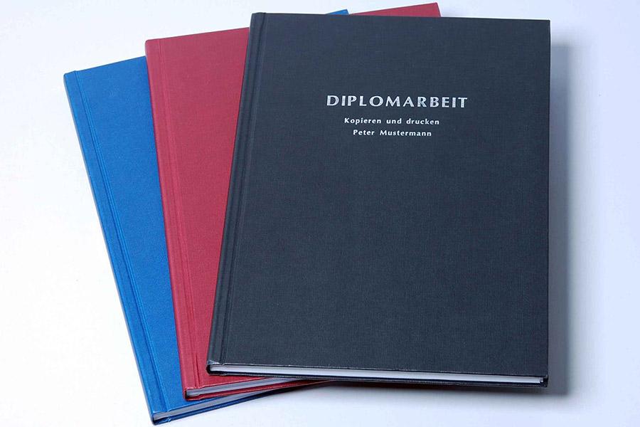 Druck deine Diplomarbeit